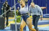 攝影組圖:美國全國大學生體操比賽集錦