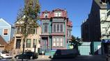 旅途隨筆 美國舊金山阿拉莫廣場暢快遊玩 舊金山最佳攝影地之一