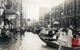老照片:1931年武漢特大洪災致數萬人死亡
