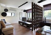 空間設計—書房—書房隔斷