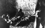 真實二戰現場:圖2德軍被俘頭盔扔了一地!圖5一傘兵摔得狗吃屎!