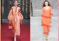 2019年流行色,今年,最時髦的顏色,珊瑚橘!