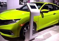 本田推新款思域雙門轎跑,亮相底特律車展
