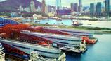 實拍:可停泊世界最大郵輪的深圳太子灣郵輪母港,也是一個景點!