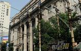 中國最早的發鈔行之一的漢口交通銀行舊址,建築形式可稱宏偉之極