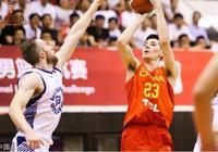 中國男籃熱身賽對手!易建聯遇NBA隊友,1人曾壓制男籃4大後衛