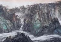 齊魯畫派又一高峰——品王旭東先生山水畫