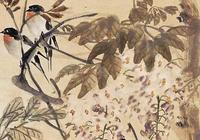 學花鳥臨摹經典!任伯年的花鳥畫欣賞