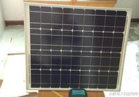 太陽能愛好者DIY精品 簡單的DIY太陽能供電