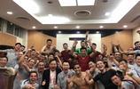 重慶斯威暫時中超排名第3名,維持多久不知道,但重慶球迷很開心