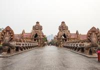 南寧新修了一座吳哥窟,很多人直言比柬埔寨的還精緻,你會去看嗎