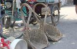 實拍安徽濉溪縣,傳統老物件亮相農村大集,看看你家裡還有嗎