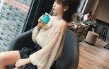 炎炎夏日少女風,雪紡襯衫帶來涼意