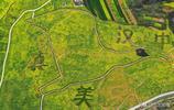 用無人機從空中俯瞰畫一般的美麗大地