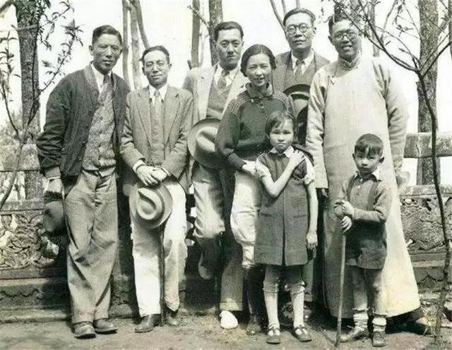 """現實版的""""龍生九子"""",他的九個子女竟全是中國棟樑、人中龍鳳!"""