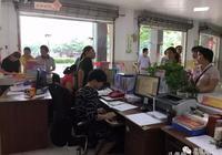 江南街道各社區多措並舉 積極做好中小學招生報名登記服務