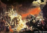 畫面構圖巧妙,色彩華麗潤澤,大師布留洛夫4幅經典油畫賞析
