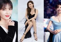 """娛樂圈""""最美""""十大女星,趙麗穎迪麗熱巴上榜,還有65歲的她!"""