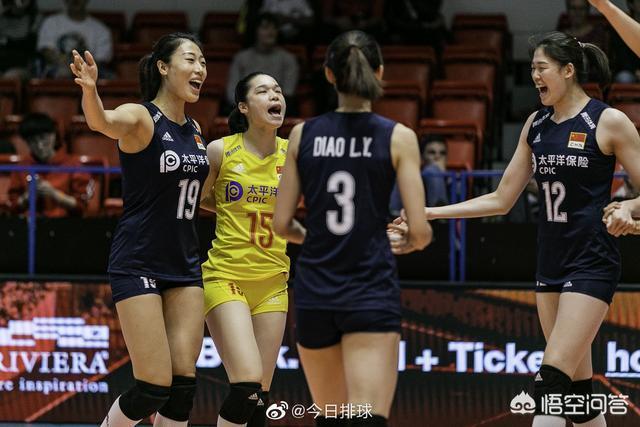 首站比賽結束,中國女排各項數據排名如何?數據分析誰是中國隊表現最穩定的球員?