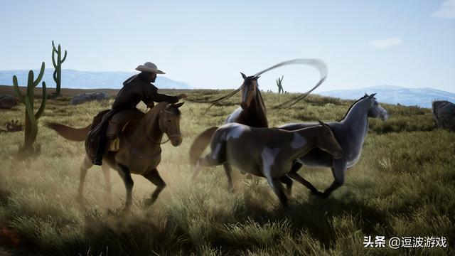 《方舟》遊戲開發商即將在3月12日發售一款西部生存遊戲