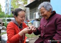 農村94歲老人身體健康,一點毛病都沒有,詮釋長壽的奧祕