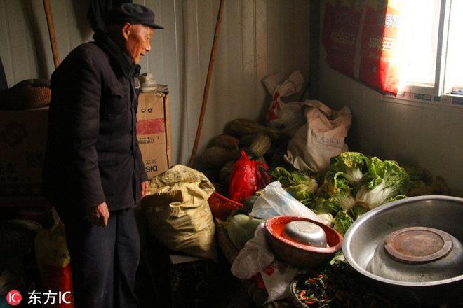 老夫妻養了4兒1女,如今卻被趕出家,垃圾堆裡翻食物