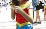 今年聖迭戈國際動漫展來了一大波神奇女俠