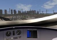 《模擬火車》京津城際佈景ing
