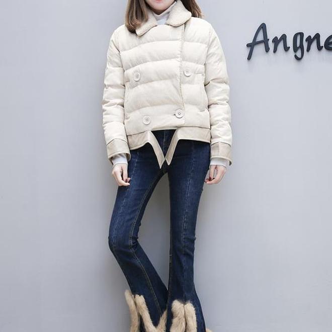 馬上要下雪了,出門建議你穿這歐版羽絨服,美得脫穎而出