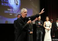 杜可風獲戛納攝影成就獎 影后名導祝賀