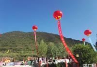 第四屆寧夏六盤山登山節今天在固原六盤山舉行