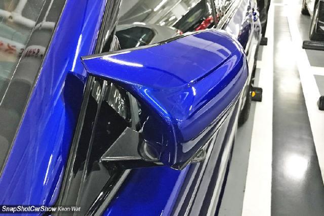 車主低調啊!花150W買一臺寶馬M5外形跟普通寶馬5系相差不了多少