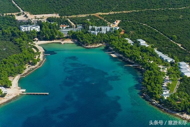 沉睡的海洋宮殿,克羅地亞的達爾馬提亞