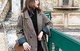 """又發現一種外套:叫""""小西裝"""",不薄不厚賊洋氣,春季穿剛剛好"""