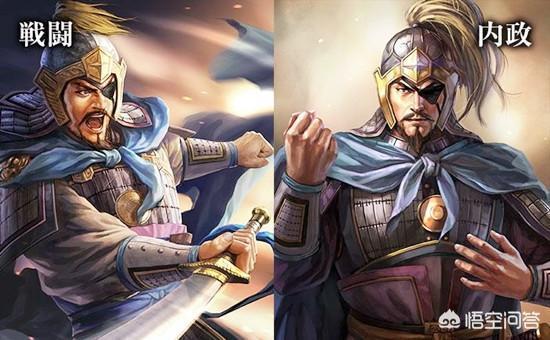 夏侯淵和夏侯惇誰厲害?