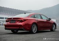 亞洲龍逐步走量熱銷!一汽豐田迎來新增長點