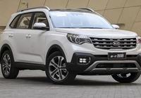 又一合資SUV逆襲,月銷近1.4萬臺,銷量超過RAV4,售價不足12萬