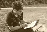 80後中國青年作家李慶賢的詩歌:自從有了你在我身邊