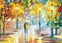 秋雨裡聽刀郎歌唱