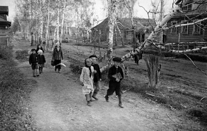 孩子,你可回來了!偉大衛國戰爭蘇聯老照片合集