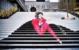 如果城市裡的樓梯都變成這樣,世界上又多了一處風景!