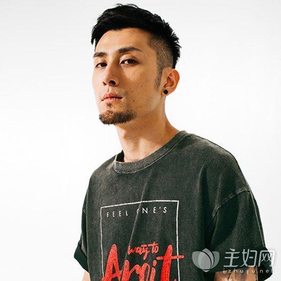 2017年男生流行髮型 時尚帥氣男生髮型熱薦