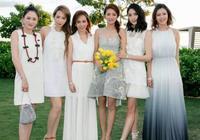 安以軒大婚劉品言當伴娘,演對了角色,她們就是一輩子的最美