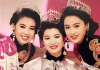 和袁詠儀同屆獲選港姐的她,曾被稱古裝皇后,如今素顏逛街認不出