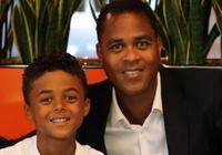 將門虎子!克魯伊維特9歲兒子獲得耐克公司贊助合同