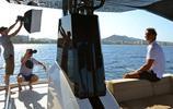 納達爾遊艇寫真:納達爾和自己的豪華遊艇