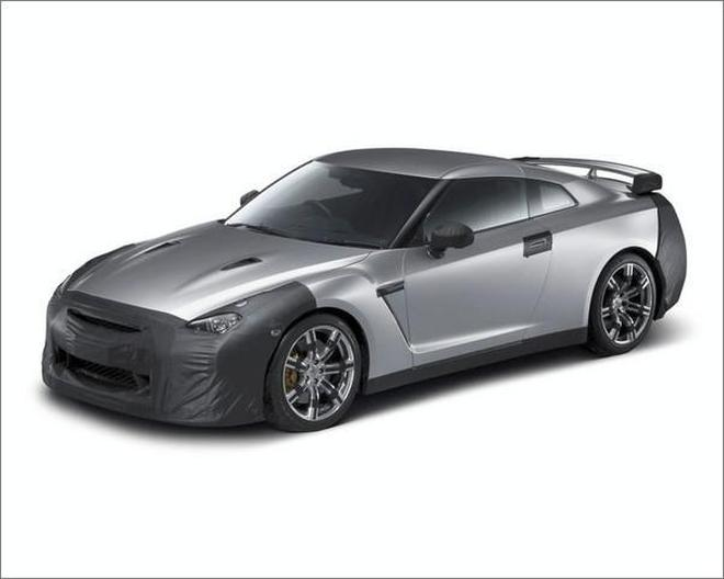 汽車圖集:日產 GT-R