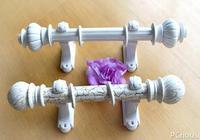 羅馬杆安裝窗簾方法 羅馬杆選購技巧
