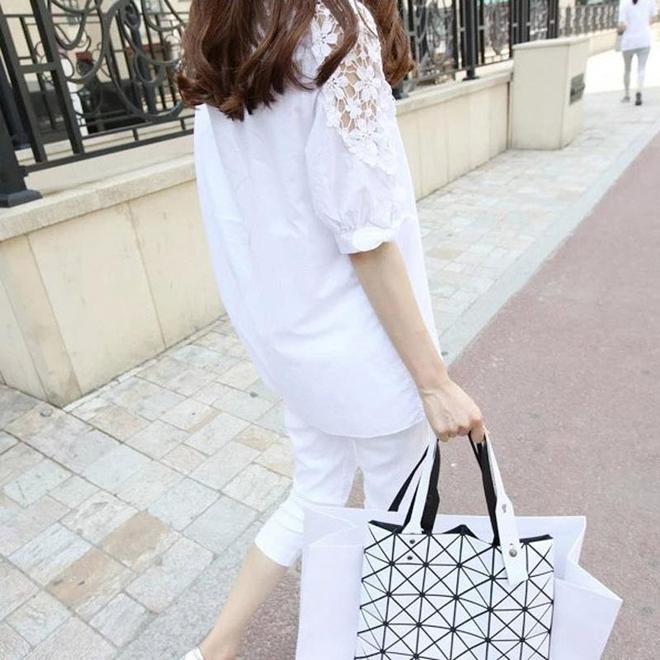 這家衣服出新款了,卻不小心火了第6款蕾絲襯衫,時尚還很便宜