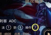 LOL:官方ADC操作難度評級,VN才7級,只有他達到了10級